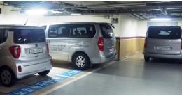 데이케어센터 송영차량(주차장)